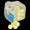 Pop ups Dviejų spalvų Pieniškas mango 15mm