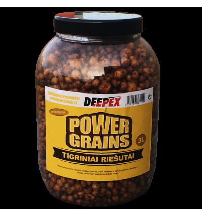 Power Grains 3ltr (Tigriniai riešutai)