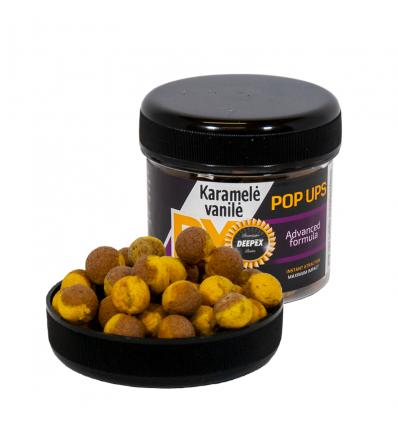 Pop ups kablio masalas Karamelė - vanilė 10mm
